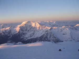 Mt. Elbrus, Europe